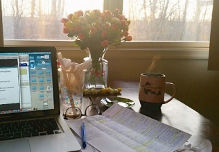 """At a friend's last weekend studying, she brewed me hot tea and the tea was extremely hot (see the steam) but I noticed it was the heat of the water that made the full tea bag brew strong with all its aromatic fragrance. Likewise, the overcoming substance in us is manifested in the """"heat"""" of life"""