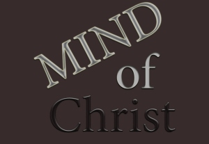 """You have to consciously remind yourself that YOU have the MIND of Christ. I do that all the time when I am losing focus and have to catch myself! 1 Cor. 2:16""""…But we have the MIND of CHRIST…"""""""